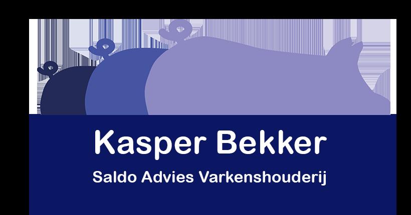 Kasper Bekker Saldo Advies Varkenshouderij